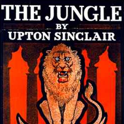an analysis of lower industrial world in the jungle by upton sinclair Struggle for survival essay examples a literary analysis of the grapes of wrath an analysis of lower industrial world in the jungle by upton sinclair 1,404.