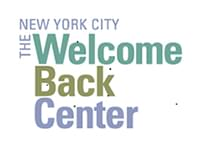 Welcome Back Center Logo
