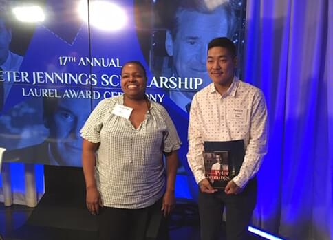 Peter Jennings Scholarship