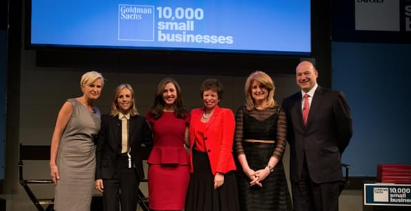 10,000 Small Businesses initiative patrners