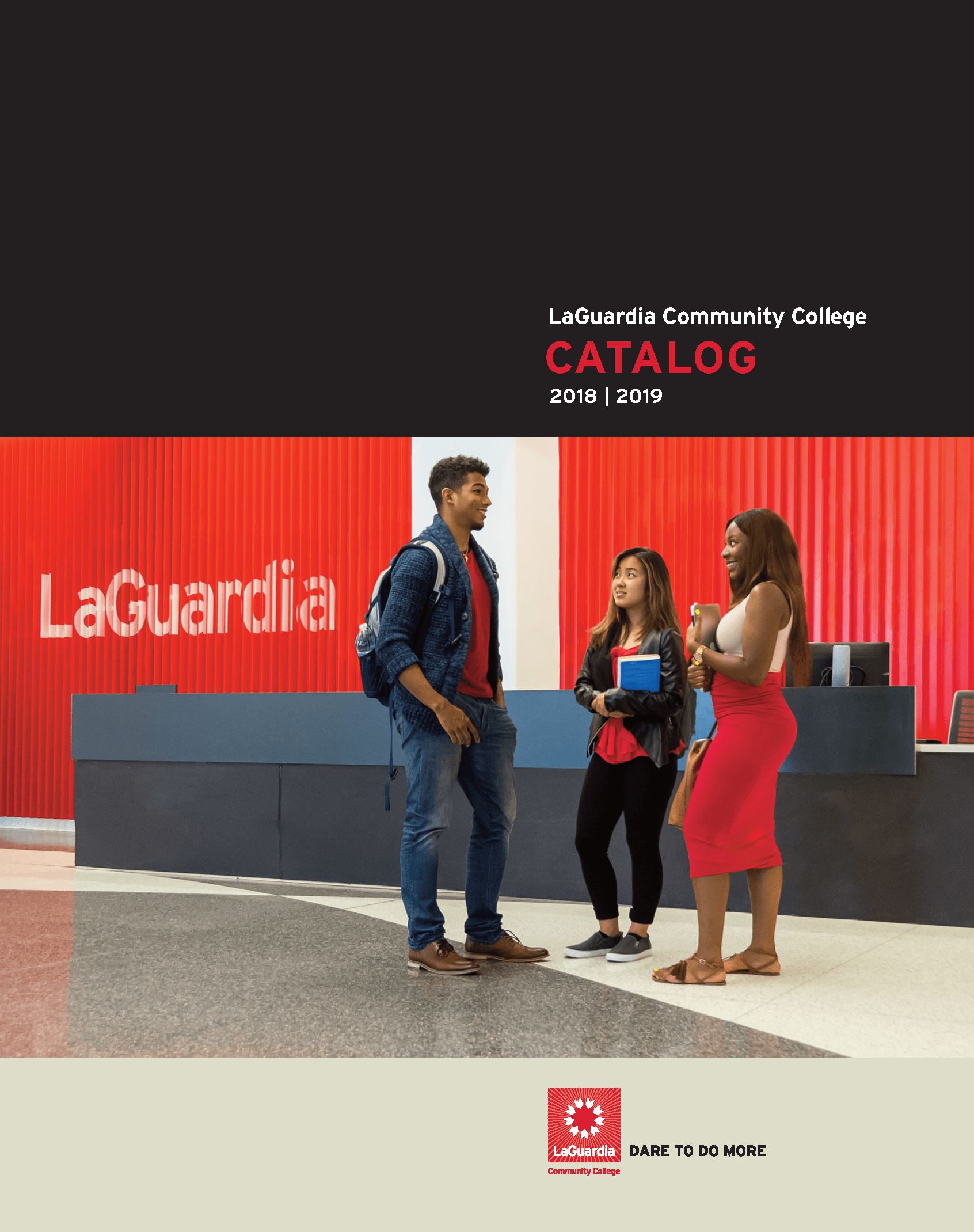 Catalog Laguardia Community College New York
