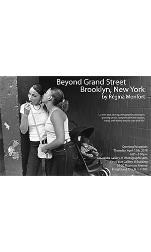 Beyond Grand Street - Commercial Photography
