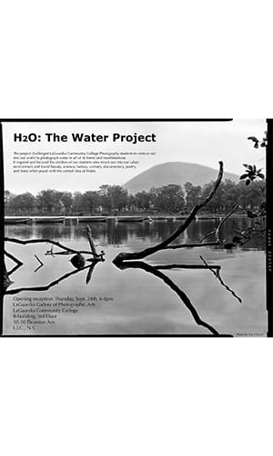 H20: The Water Project - Commercial Photography