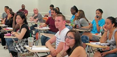 Tertiary Academics Photo - Students in Class