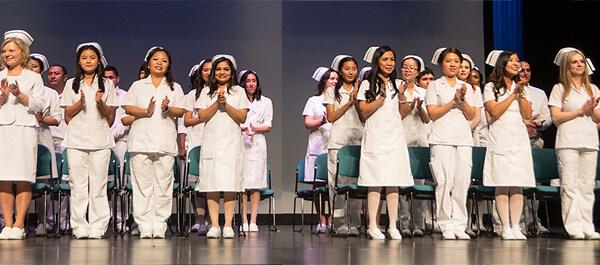 Nursing: Cohorts from the Nursing graduating class