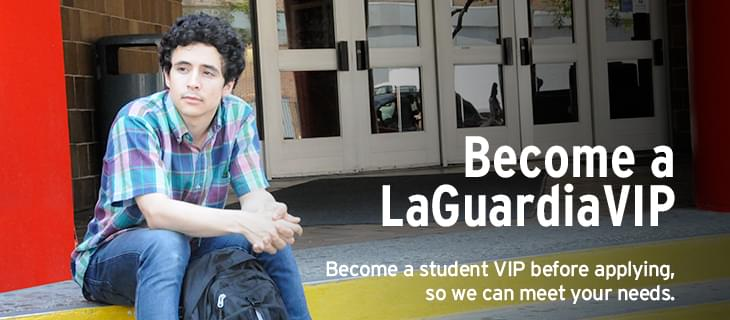 Become a LaGuardia VIP 2015