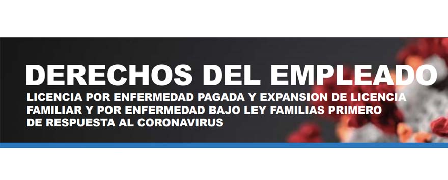 FFCRA_Employee Rights Poster_Spanish Version