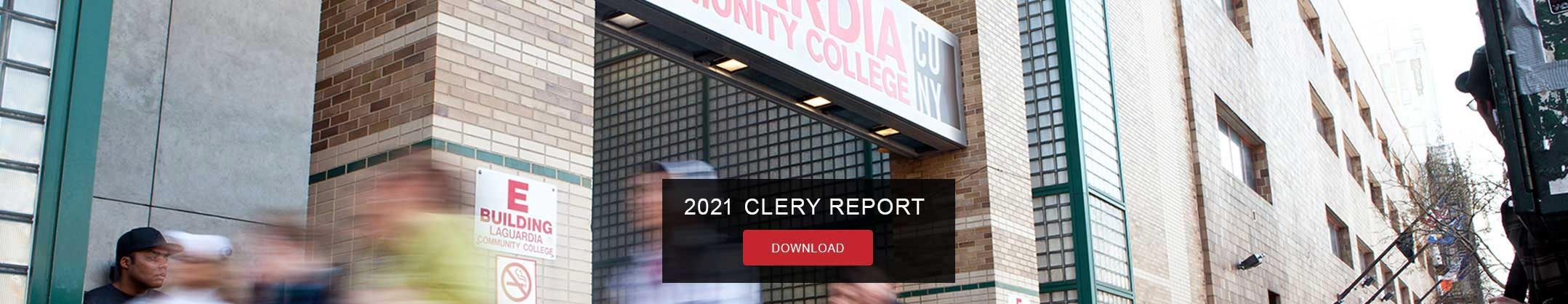 Clery Report LaGuardia Community College