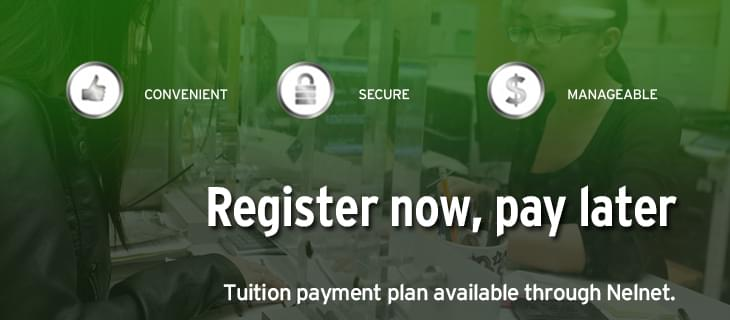 Tuition payment plan