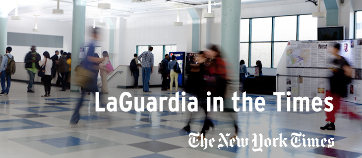 LaGuardia in the Times
