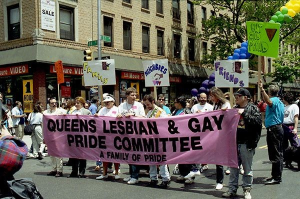 Exhibition Opening At Queens Museum Celebrates 25th Anniversary of Queens Pride Parade