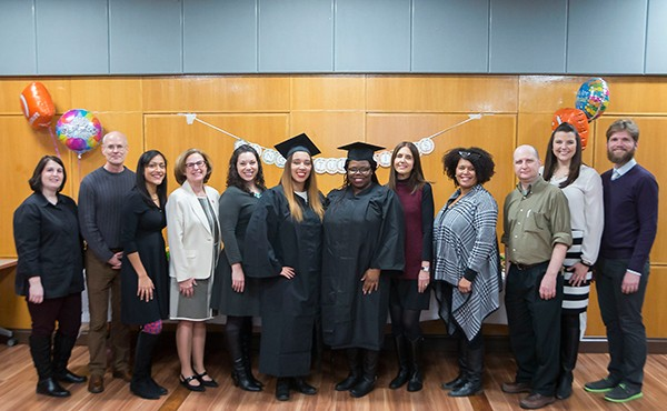 First Graduates from Novel High School Equivalency Program for Deaf Students