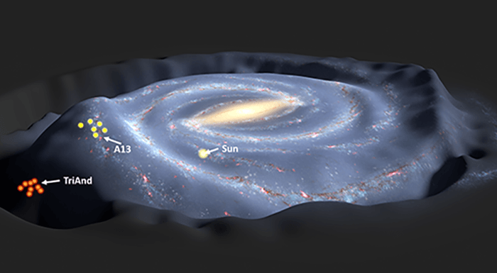 LaGuardia Physics Professor AllysonSheffield Publishes Research in the Journal Nature about our Home Galaxy, theMilky Way Galaxy