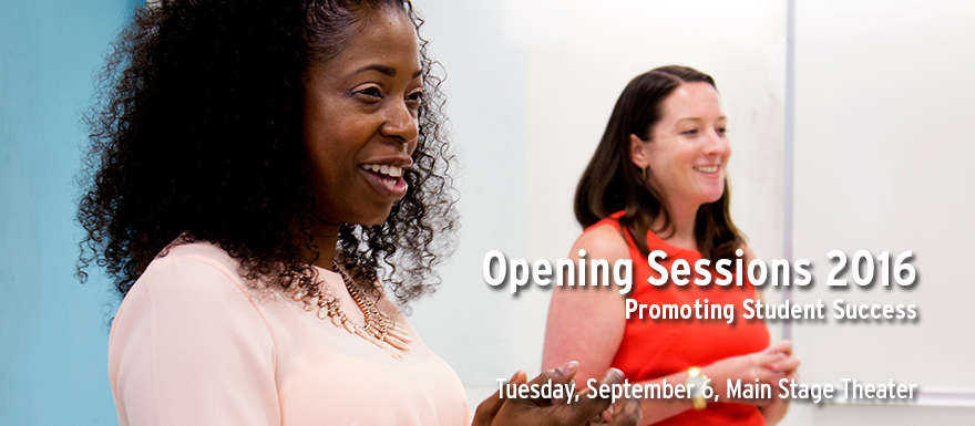 Opening Sessions Banner