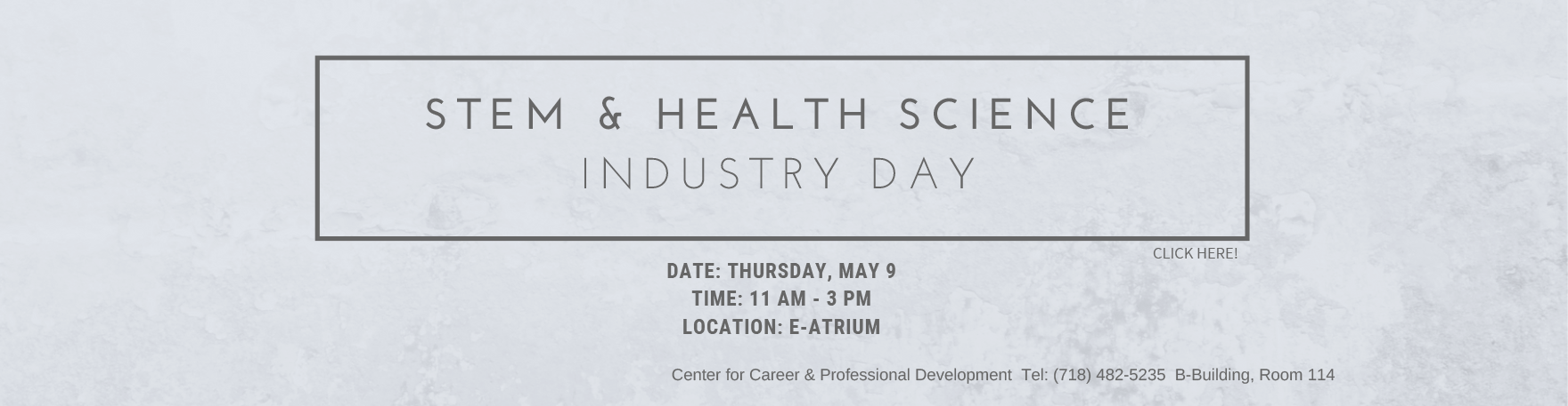 2. Stem Health Industry Day
