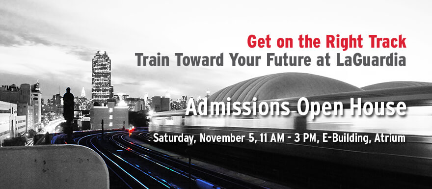 Admission Open House