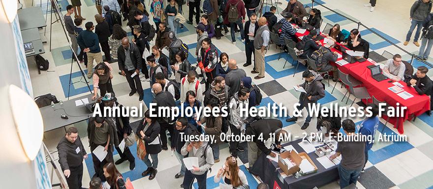 HR Wellness Fair