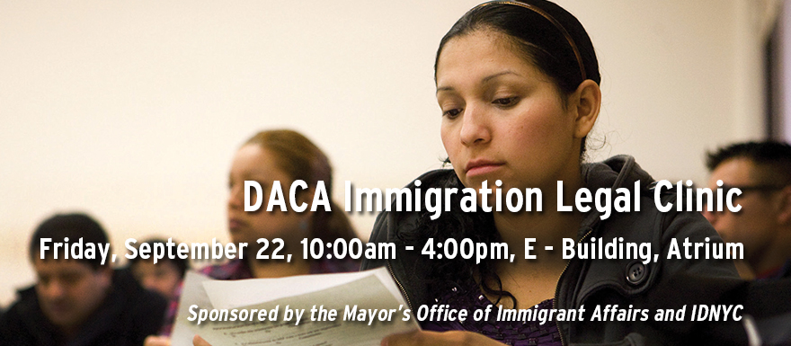 DACA Immigration Legal Clinic